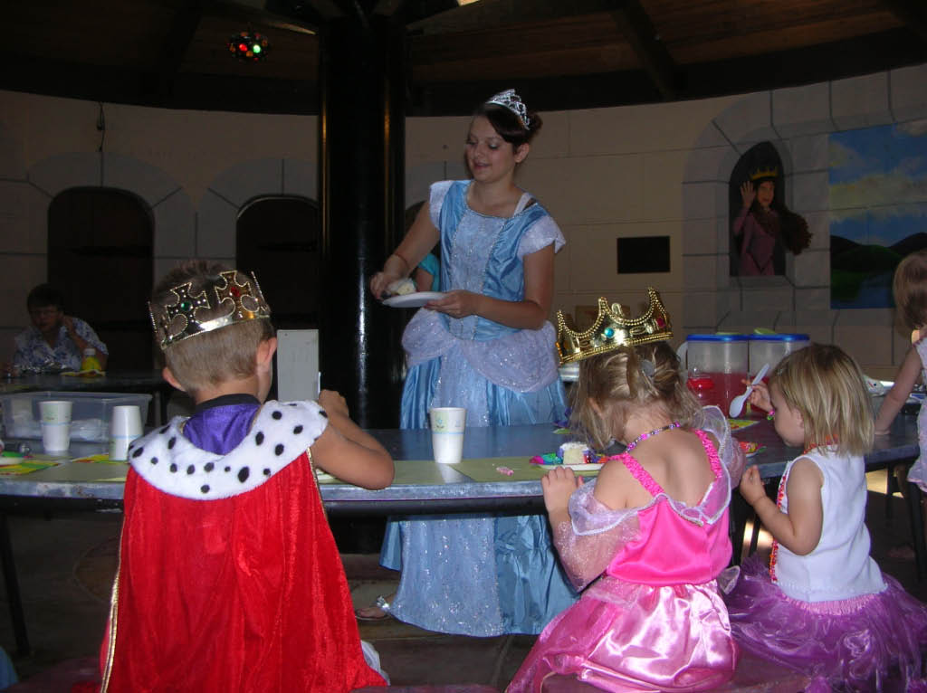 Have Your Childs Birthday Party At Fairytale Town