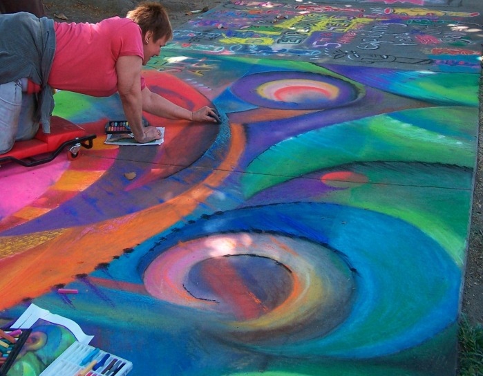Chalk It Up Festival