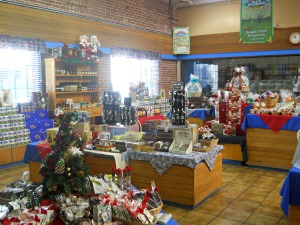 Blue Diamond Gift Shop in downtown Sacramento