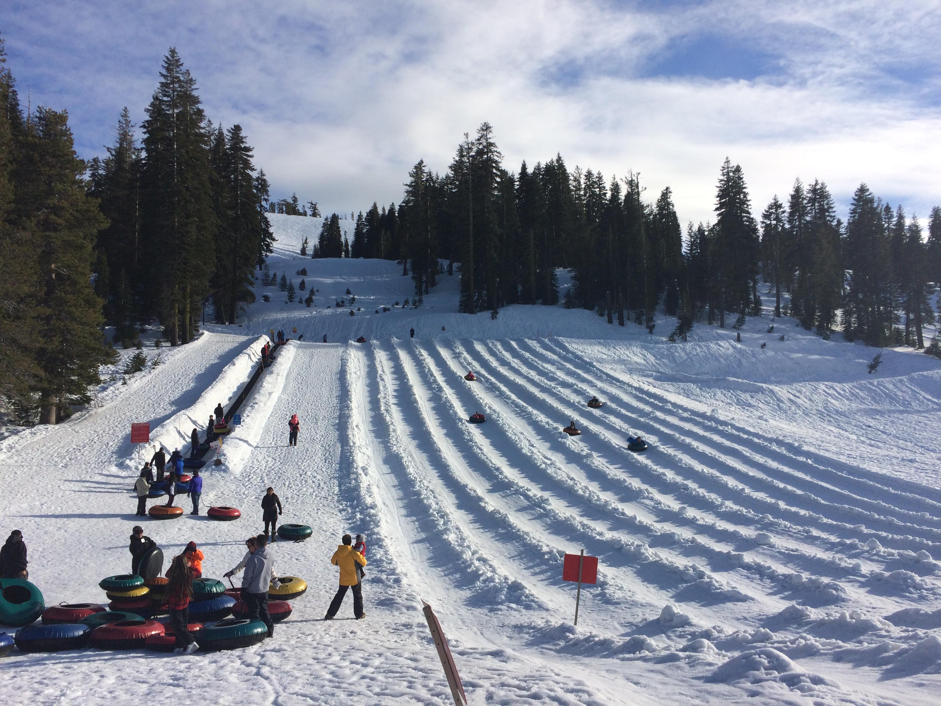 snow fun is just a short drive away | sacramentokids