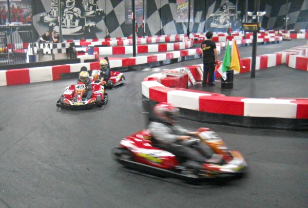 Electric Indoor Kart Racing Opens in Rancho Cordova