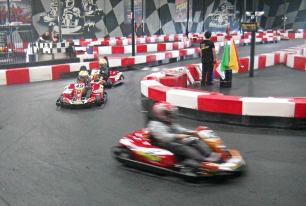 K1 Speed Electric Indoor Kart Racing Opens In Rancho Cordova