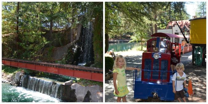 Sonoma Train Town Collage 3