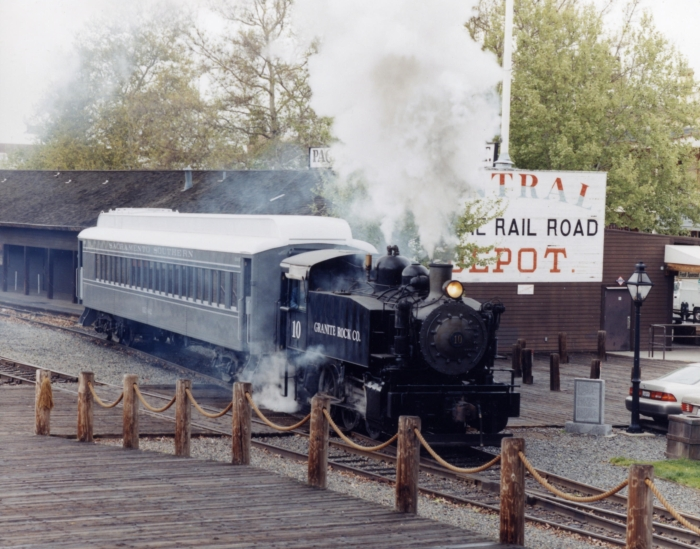 Steam10 FreightDepot