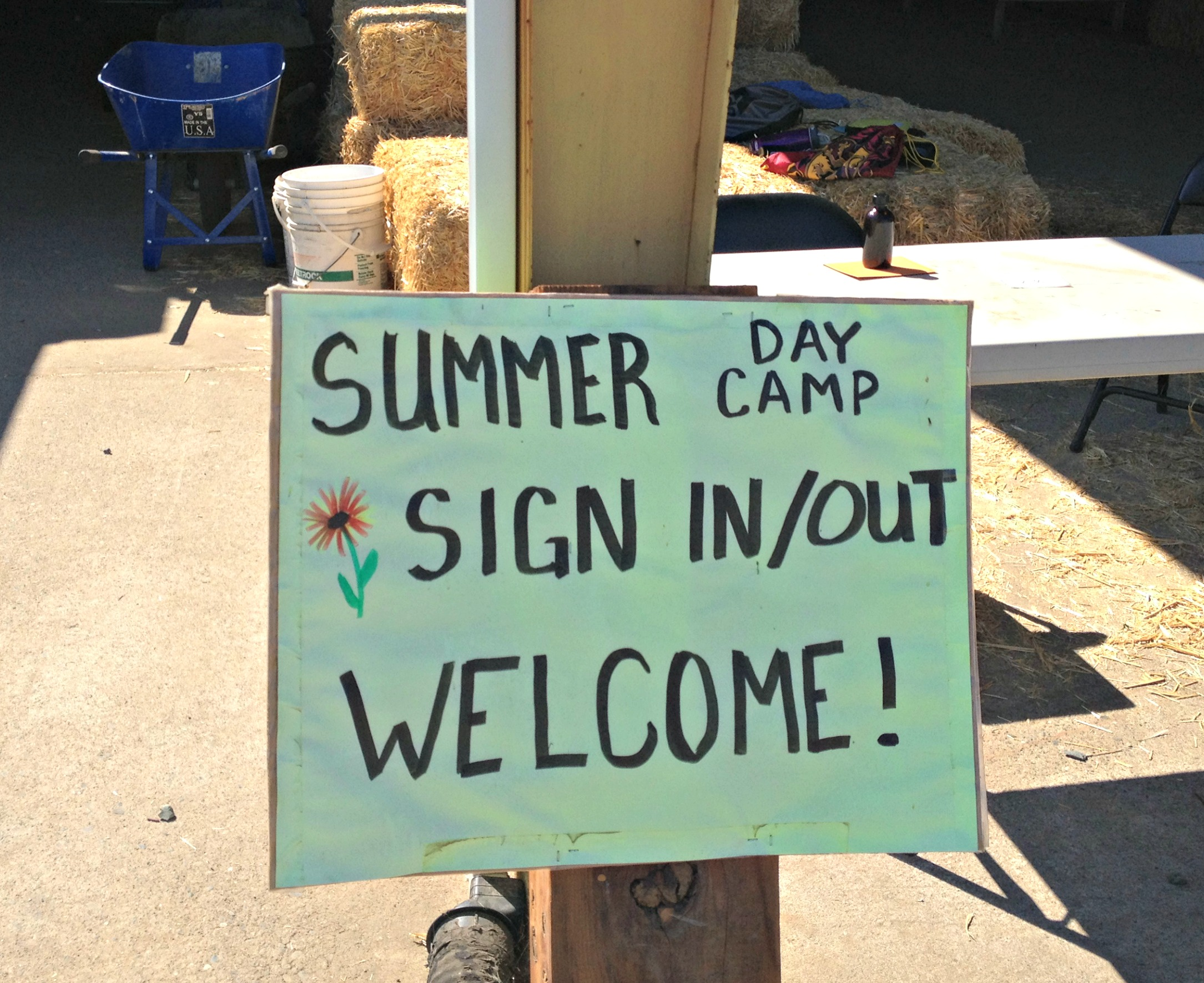 Sign your kids up for summer day camp at soil born farms for Soil born farms