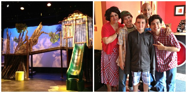 Alexander Musical Production at B Street Theatre
