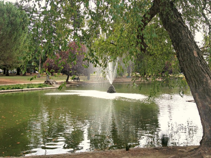 William Land Park Sacramento