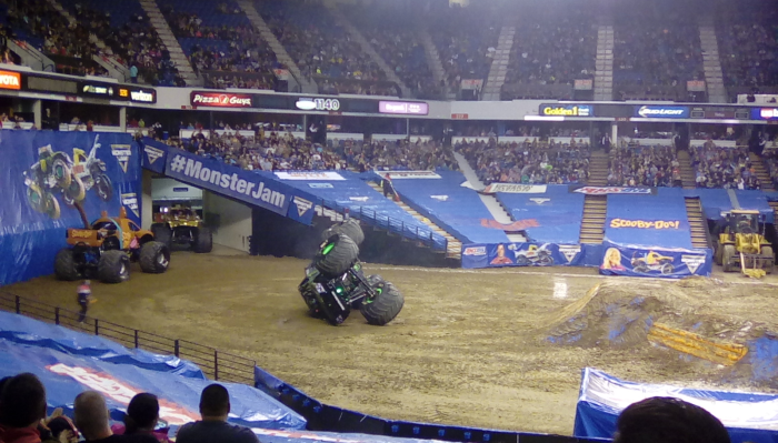 Monster Jam Sacramento 3