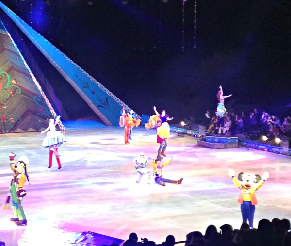 Disney on Ice Frozen 2
