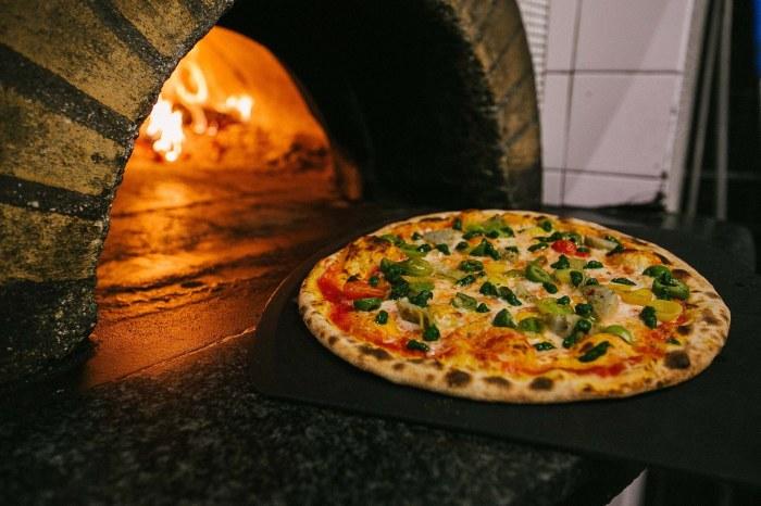 Pizza in Sacramento