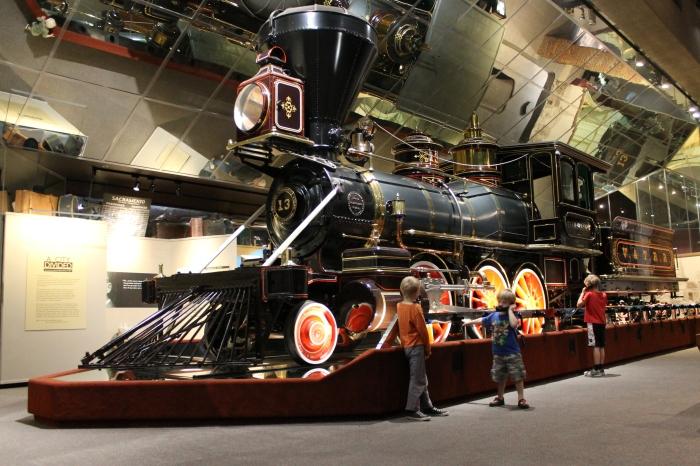 Railroad Museum 2016 - HJ