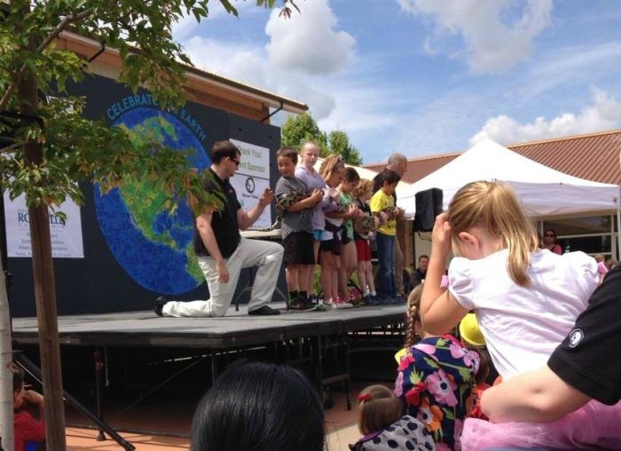 Celebrate the Earth Roseville